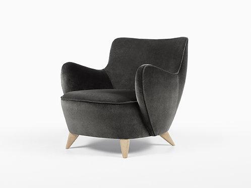 Vladimir kagan Barrel Chair