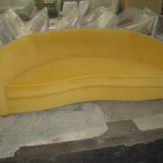 Custom replica of a Royre Sofa