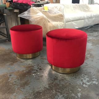 Custom set of stools