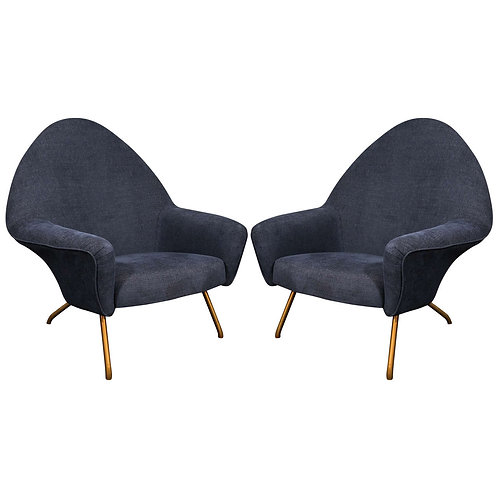 Motte Armchairs