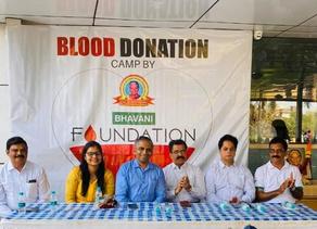 Blood Donation Camp : Bhawani Foundation
