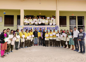 Student Leadership Programme : Gotan Rajasthan