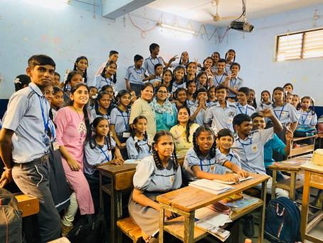 Student Leadership Programme : NMMC Schools Navi Mumbai