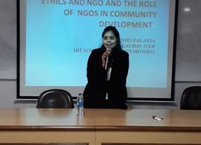 CSR Talk : Ethics & NGO's