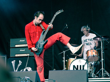 The Dirty Nil at Sound of Music Festival