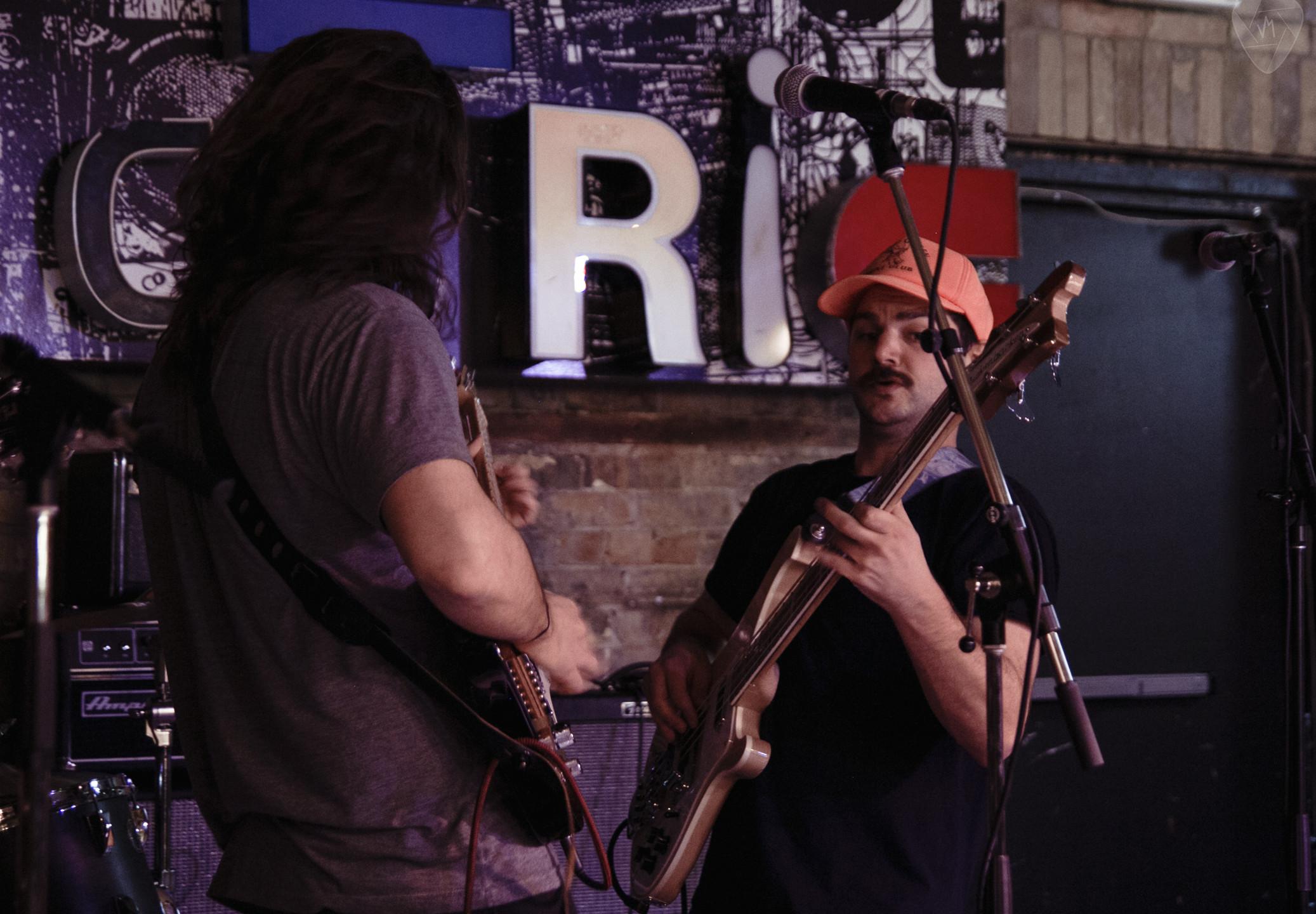 saturday: Band of Rascals
