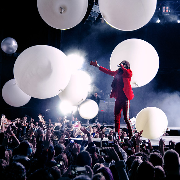 Thirty Seconds To Mars. Toronto. 2018.