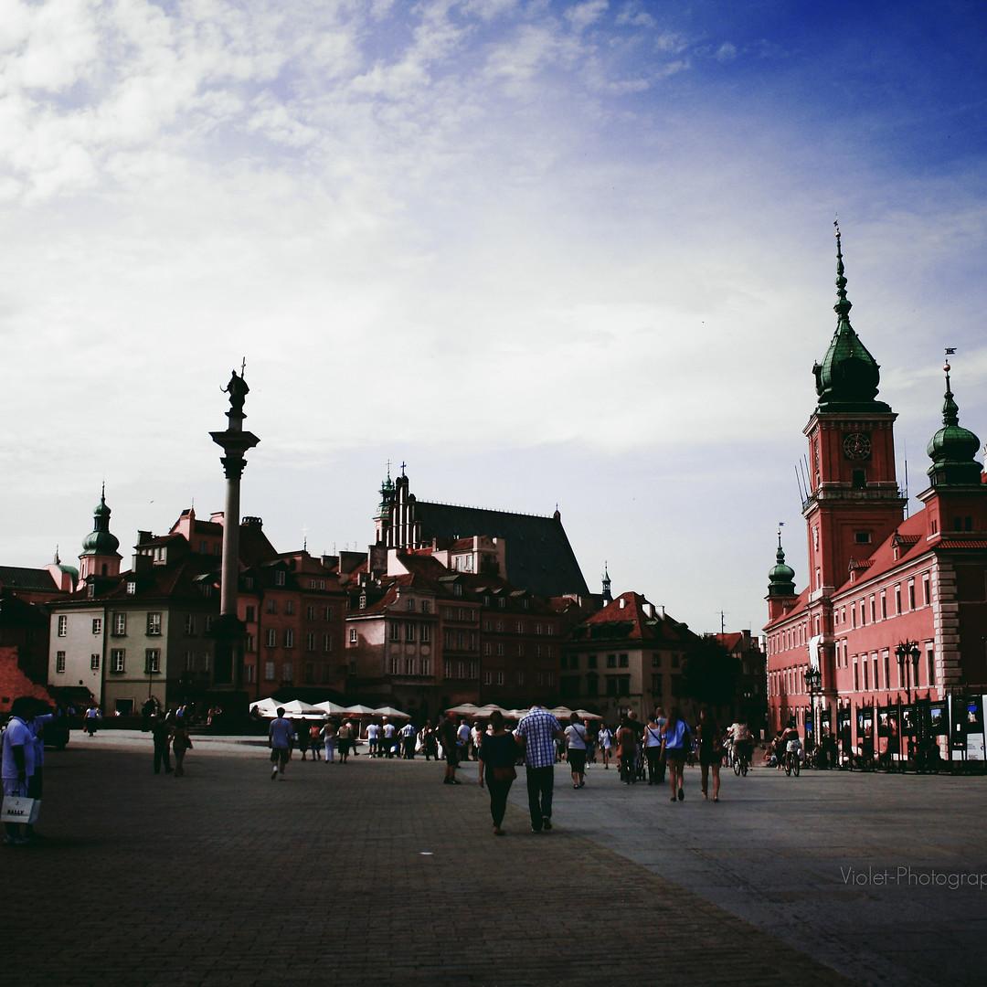 Warsaw. 2011.