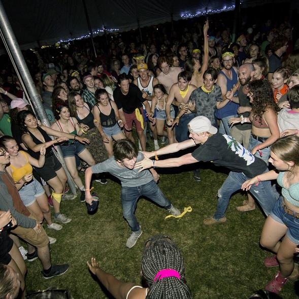 Hillside Festival. Guelph. 2019.