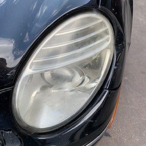 MB Headlights
