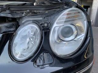MB Headlight Restoration