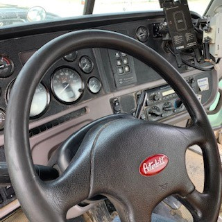 Truck cabin, detailing and disinfection
