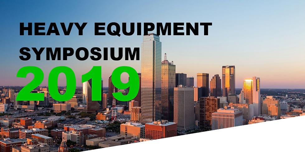 2019 Heavy Equipment Symposium