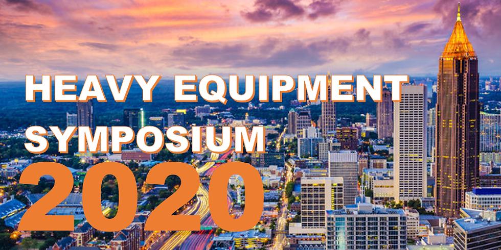 Heavy Equipment Symposium 2020