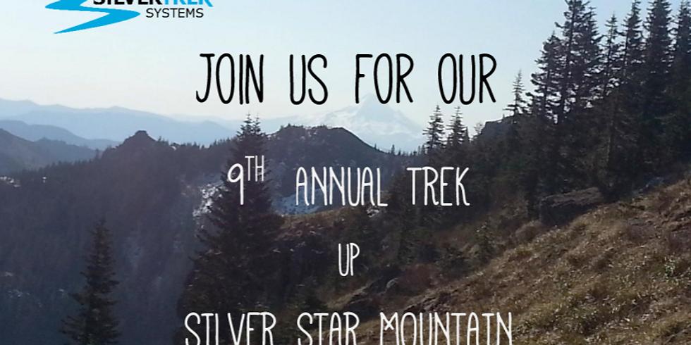 9th Annual Trek Up Silverstar Mountain