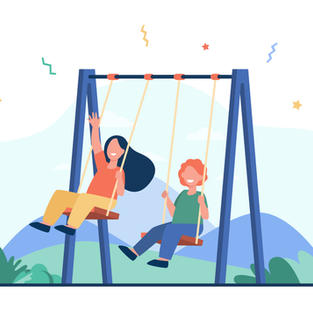 Keep your child's social skills alive