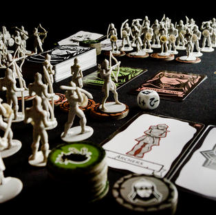 Modern Indian board games
