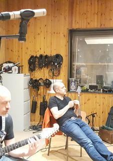 Recording sessions 2019 - Sturdio Pyramide