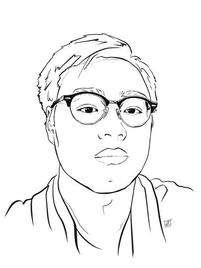 Jay G Ying Sketch