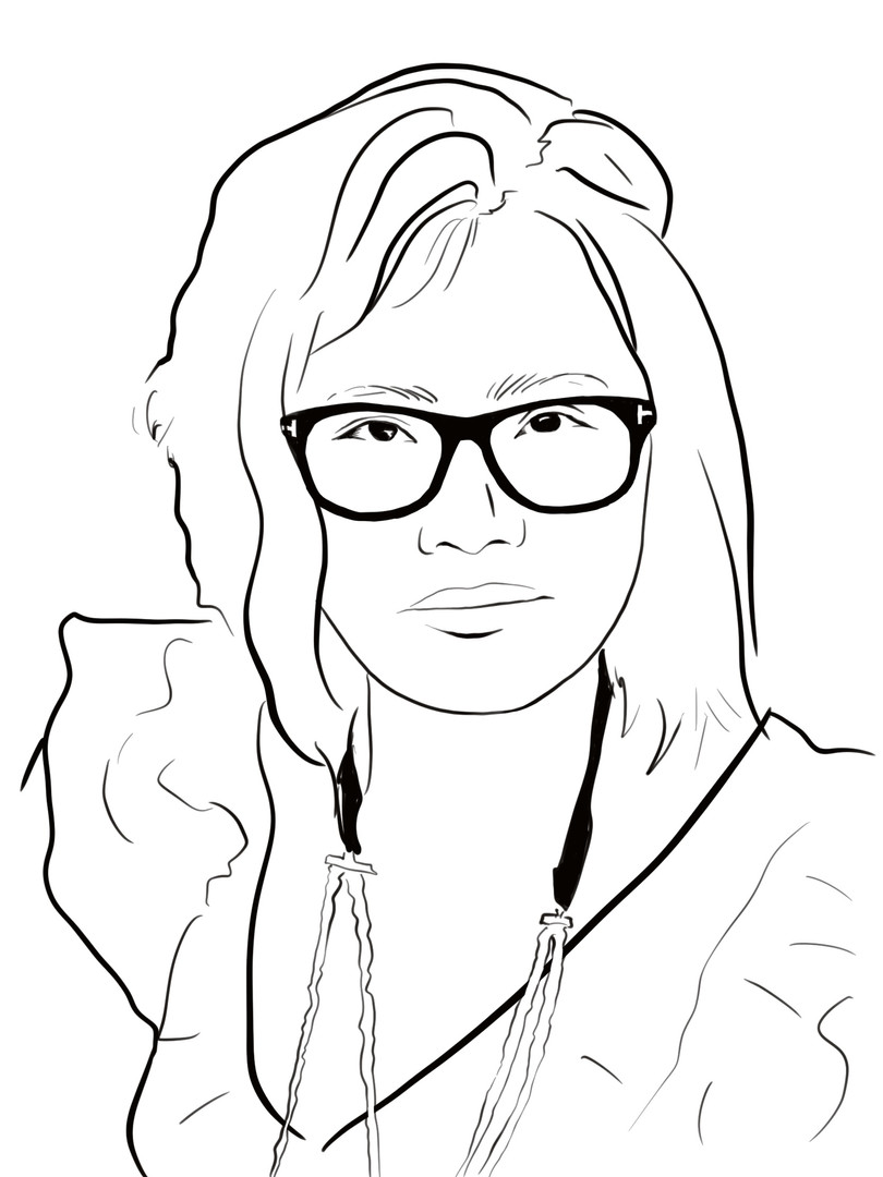 Dorothy Chan Sketch