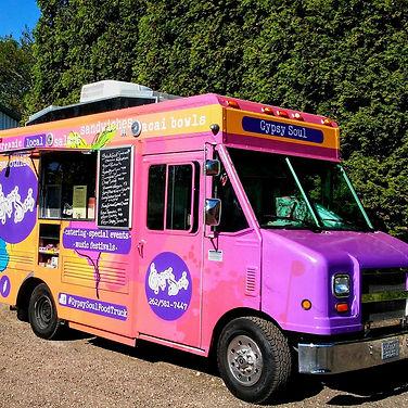 Gypsy Soul Food Truck, Wise Fest Music Festival
