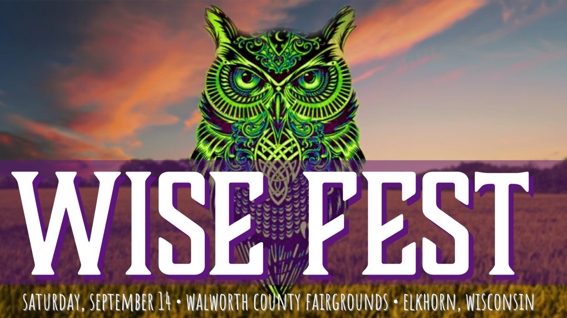 Walworth County Fair 2020.Wise Fest Wisconsin Music Festival