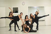 Grupo objetivo baile