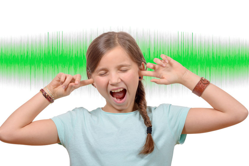 Girl with fingers in her ears. 123RF Stock Photo. Copyright: http://www.123rf.com/profile_philipimage