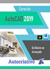 Curso de AutoCAD 2019- Do Básico ao Avançado