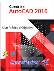 Curso de AutoCAD 2016 - Uso Prático e Objetivo (inglês)