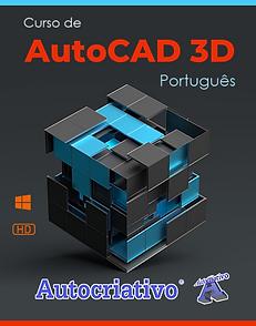 Curso de AutoCAD 3D - 2021 - Português