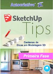 Curso SketchUp Tips Primeira Fase