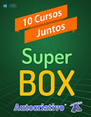 10 Cursos Juntos - Super BOX