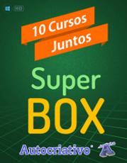 Super BOX 10 Cursos em um único Pacote