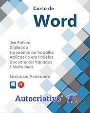 Curso de Microsoft WORD  Básico ao Avançado