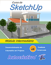 Curso de SketchUp- Módulo Intermediário