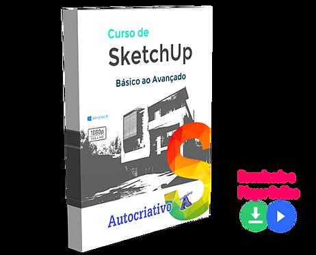 Curso de SketchUp Do Básico ao Avançado versão 2019 / 2020