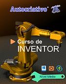 Curso de Inventor Nível Médio