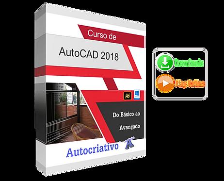 Curso de AutoCAD 2018 - Do Básico ao Avançado