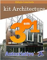 Edição Limitada Kit Architeture 3 em 1