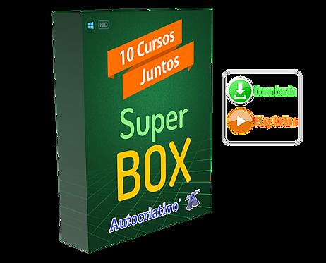 Super BOX - 10 Cursos Juntos