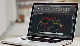Projetos em CAD