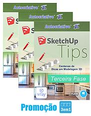 Curso SketchUp Tips ( 3 Fases Juntas )