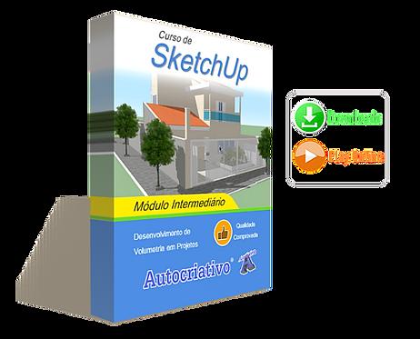 Curso de SketchUp - Módulo Intermediário