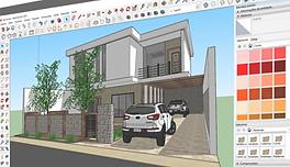 Modelagens com SketchUp