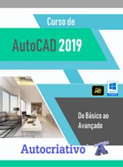 Curso de AutoCAD 2019  Do Básico ao Avançado