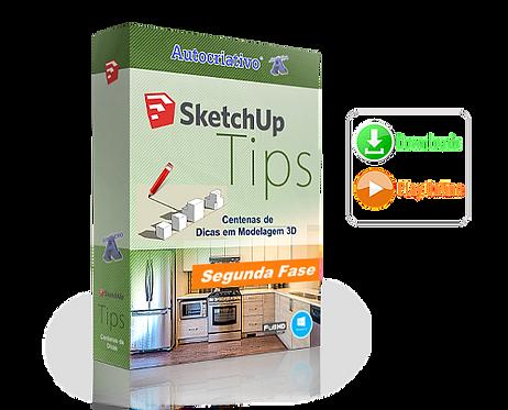 Curso SketchUp Tips ( Segunda Fase )