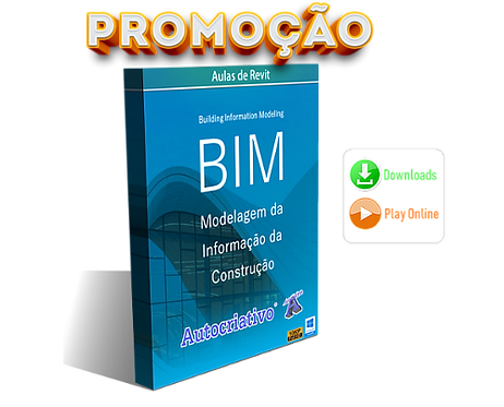 Curso BIM - Aulas de Revit versão 2019 - Promoção