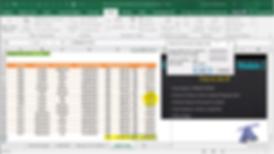 Imagens do Curso de Excel módulo 2 - Autocriativo