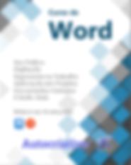 Curso de MS Word - Autocriativo